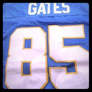 NFL Antonio gates jersey